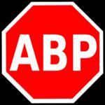 Иконка AdBlock Plus