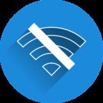 Иконка без доступа к интернету