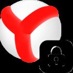Иконка пароли яндекс браузера