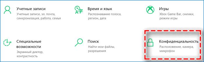 Конфиденциальность Яндекс