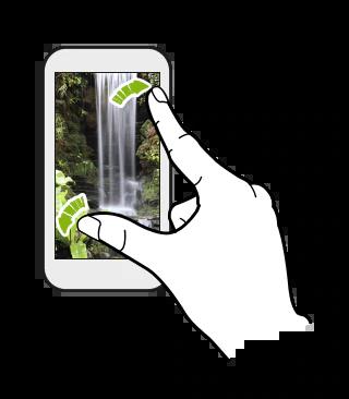 Увеличение картинки на Android