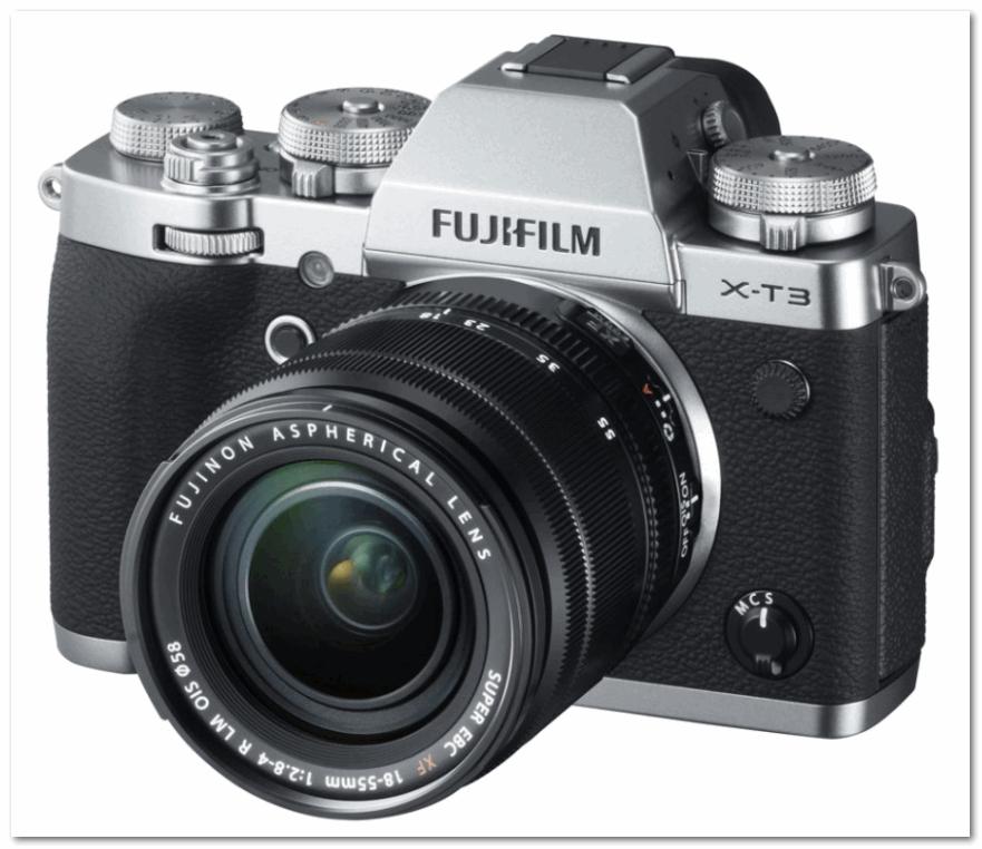 Фотоаппарат Fujifilm X T3