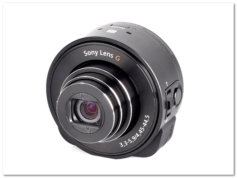 Фотоаппарат Sony DSC QX10
