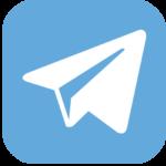 Иконка телеграм