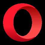 Логотип Opera