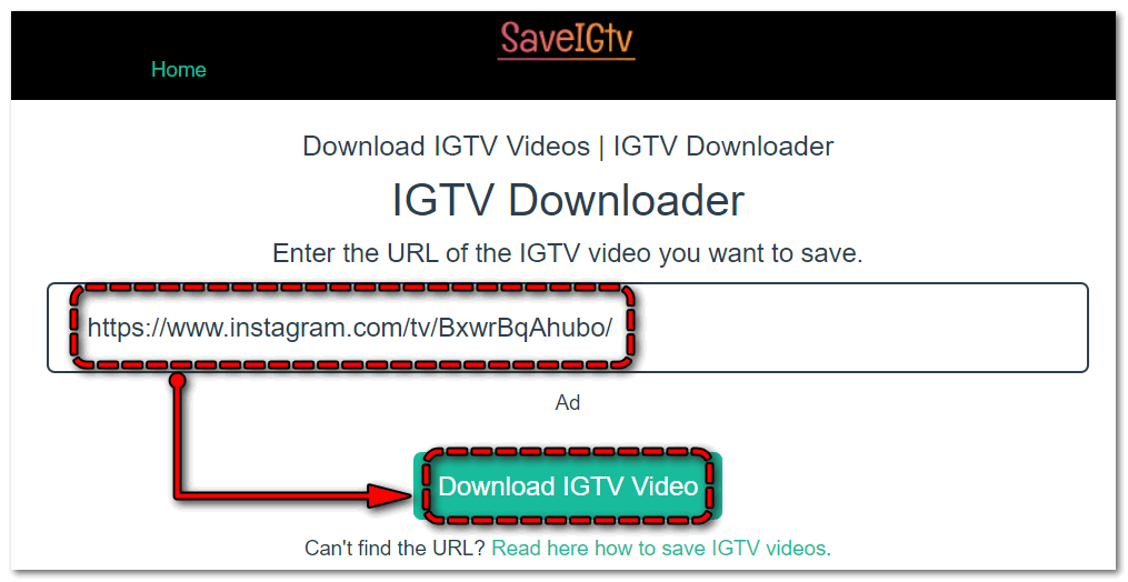 IGTV Downloader