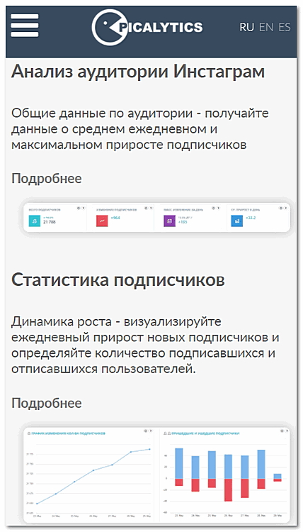 picalytics.ru