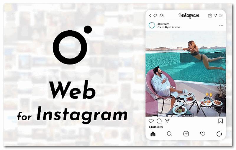 Web for Instagram